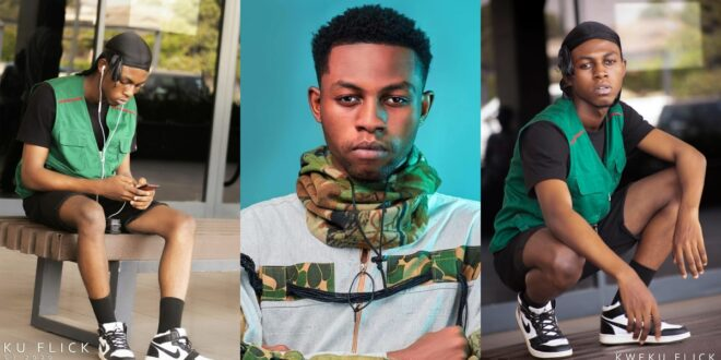 """""""Scammers have taken my song """"Money"""" as a Motivation song""""- Kweku Flick speaks 1"""