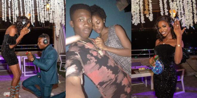 Young Man Finally Proposes To girlfriend Who Stayed With Him When was broke - Video 1