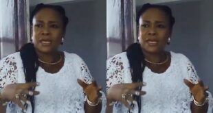 """L!cking the Vjay of a woman can delay your blessings and success""- prophetess advises men (video) 9"
