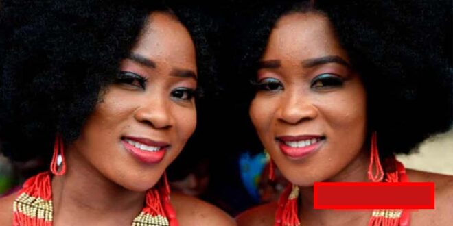 Lady reveals how she made her twin sister sleep with her husband who doesn't even know. 1