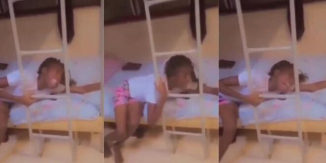 Young lady uncontrollably cries like a baby due to broken heart - Video 1