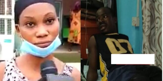 """""""They Have Been Calling And Threatening TO K!.ll Me"""" – Lady Who Bit Off Alleged Robber's Pen!s Cries 1"""