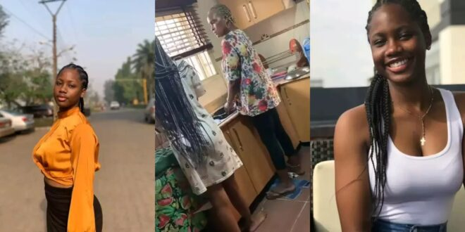 See how a mother reacted after learning that her 16 years old daughter had a boyfriend (video) 1