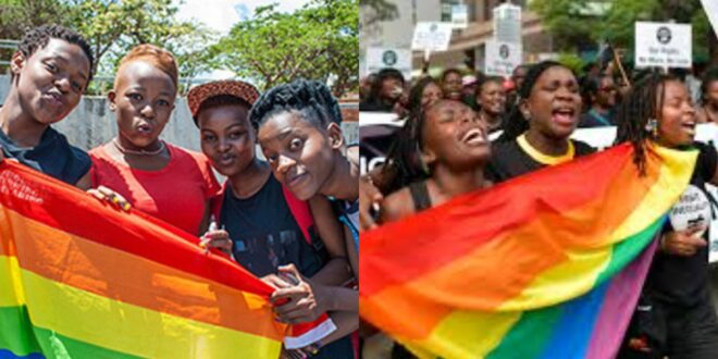 New LGBTQ office opens in Accra after the inaugurated one was closed down by Police 1