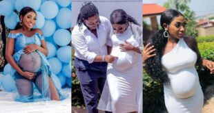 Ghanaian Lesbi@n Couple Flaunts baby Bump as they wait for their first child (photos) 10