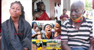 Sad video, Mother of the 5 year old girl k!lled by Lil win's school bus speaks on how her daughter d!ed 7