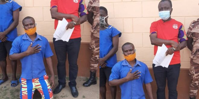 Here is How 5 Pesewas Sent Ghanaian Man To Jail For 12 Months - Photos 1