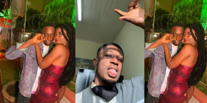 Upcoming musician Nana Essel takes 10,000ghc from His Girlfriend for a Music Video only to use His Side Chick in the Video - Details 1