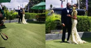 Lady who proposed to a guy she liked on twitter finally gets married to him (photos) 8