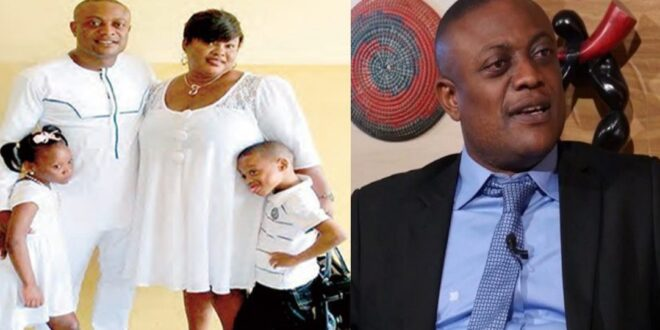 Sad News! Wife of Lawyer Maurice Ampaw reportedly dead 1