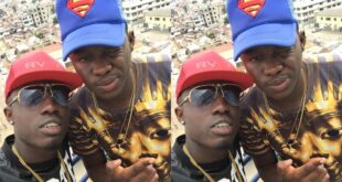 Medikal shares a 10-year-old throwback photo with Criss Waddle on his birthday 23