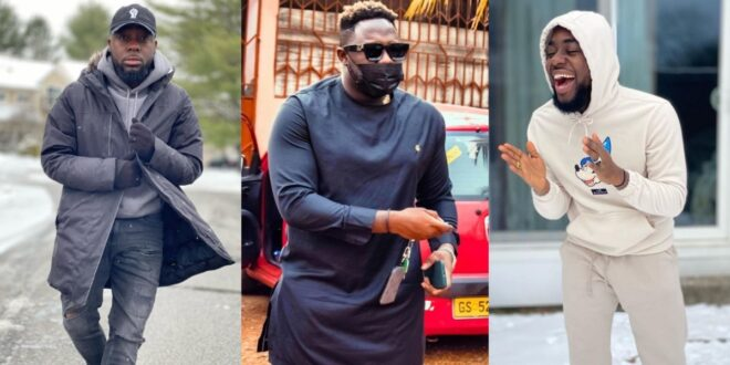 """""""Medikal's riches is not coming from Music""""- Teephlow 1"""