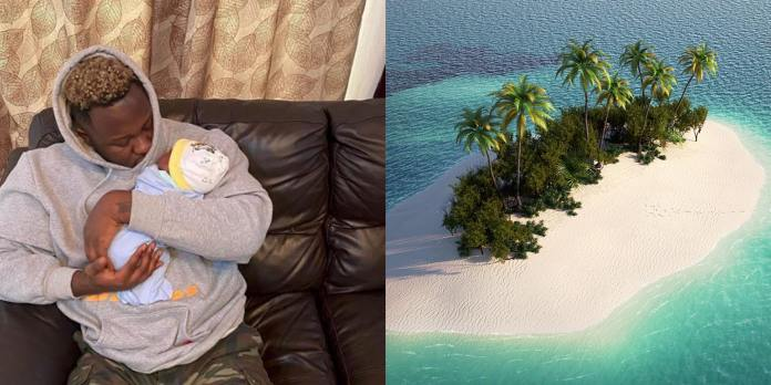 Fella and I are planning to buy an Island for our daughter - Medikal - Video 2