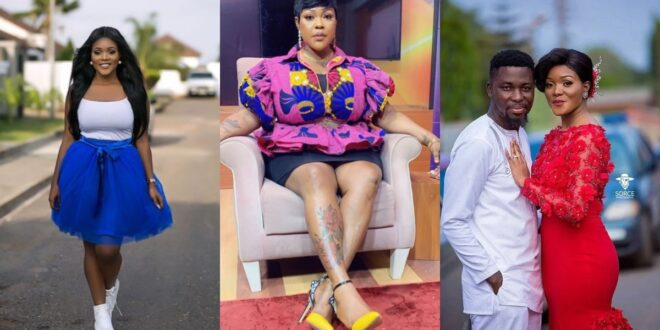 Kwame A Plus reacts to allegations by Mona Gucci that his wife was living poorly in UK (video) 1
