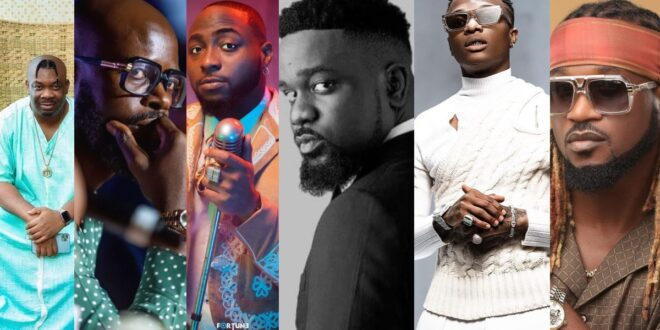 here are the top 20 Richest Musicians In Africa 2021 And Their Net Worth - photos 1