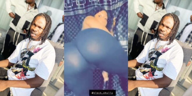 I want to fvck one of my female fans - Naira Marley announces 1