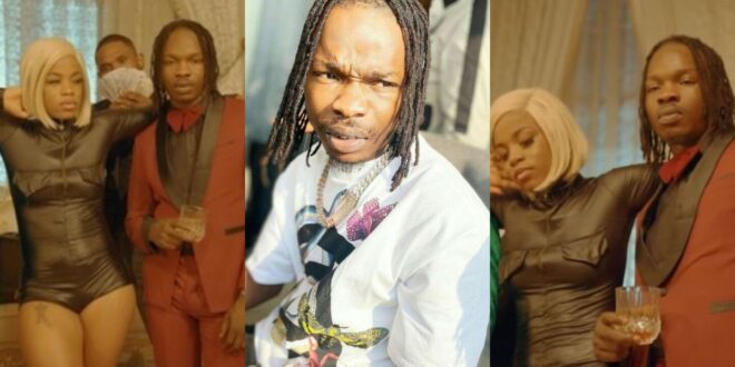 Women always think you don't love them if you don't give them money - Naira Marley 1