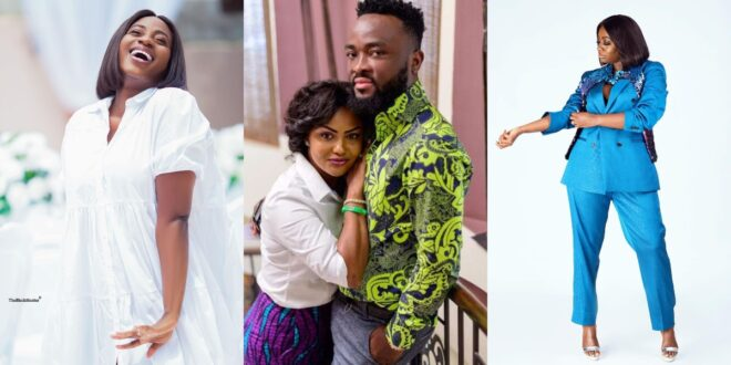 Alleged pictures of the woman Nana ama Mcbrown's husband impregnanted surfaces online 1