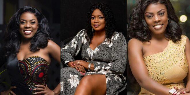 Meet the Pretty Big Sister of Nana Aba Anamoah, Esi Anamoah-Photos 1