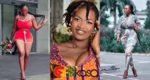 Nana Akua Addo Replies Ayisha Modi for saying she owes her $15,000 and beating her threats 19