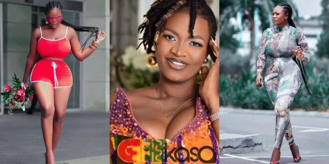 """I will beat you when i get you""- Ayisha Modi tells Nana Akua Addo for bad mouthing her (video) 1"