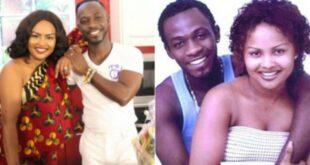 Okyeame Kwame hails his ex-girlfriend, Nana Ama McBrown as she displays her dance skills 17