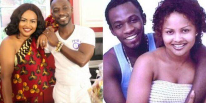 Okyeame Kwame hails his ex-girlfriend, Nana Ama McBrown as she displays her dance skills 1