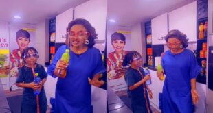 Don Little And Nana Ama McBrown thrills fans in a new video 24