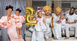 My Joy, My Testimony - Says Macbrown as she celebrates Baby Maxin's 2-year-old birthday - Photos 9