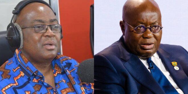President Nana Addo Has to Step Down For Health Reasons – Ben Ephson 1