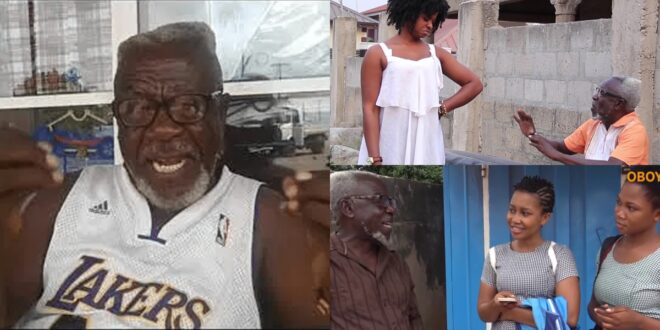 I've been sleeping with 60 to 70 women every month-77-year-old actor,Oboy Siki - Video 1