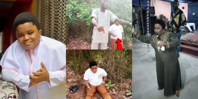 A few weeks after being spotted praying on a mountain, this famous bishop d!.£s in a car crỬsh (photos) 1