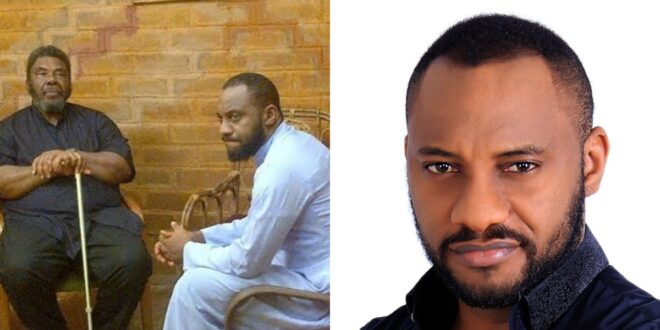 I will lift Nigerians from poverty if i become President in 2023– Actor Yul Edochie 1