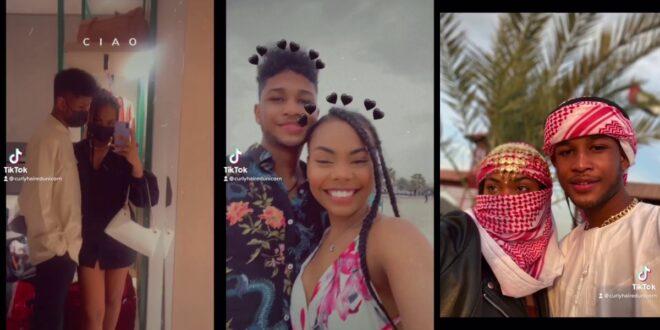 Video of Rahim Banda and girlfriend chopping love in Dubai surfaces 1