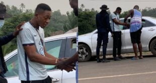 Young Ghanaian rapper who took Girlfriend's 10K finally arrested - Video + Photos 5
