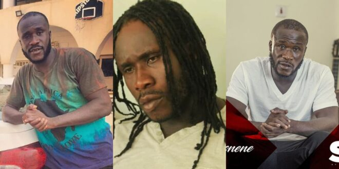 'I sold wee and C()caine when I was 9 years old'- Ras Nene 1