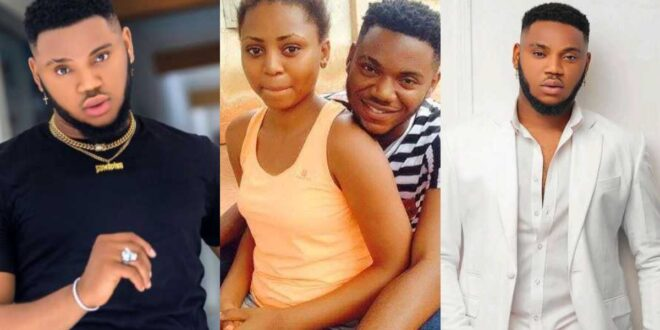 """Thank God Regina Daniels left you"" – Somadina's fans blast after his latest tweet. 1"