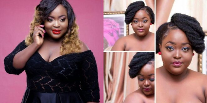 Roselyn Ngissah speaks on allegations that she pimped a girl to a rich man who went mad after the encounter (video) 1