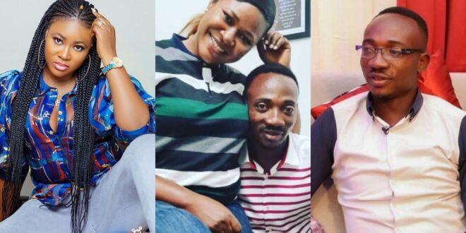 """I almost Divorced Salinko, marrying him is difficult""- Nancy Owusu 1"