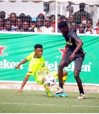 I would have been a professional footballer if not the music - Kofi Kinaata reveals 2