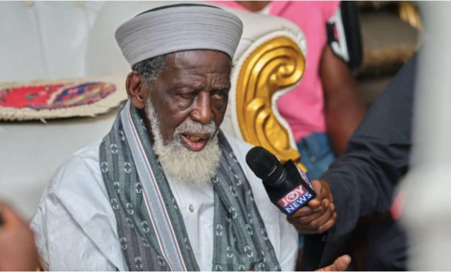 Homosexuality Is Totally Unacceptable In Islam – Chief Imam finally Speaks 2