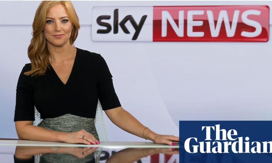 Ghanaians blasts Sky News for describing Ghana as 'world's poorest country 2