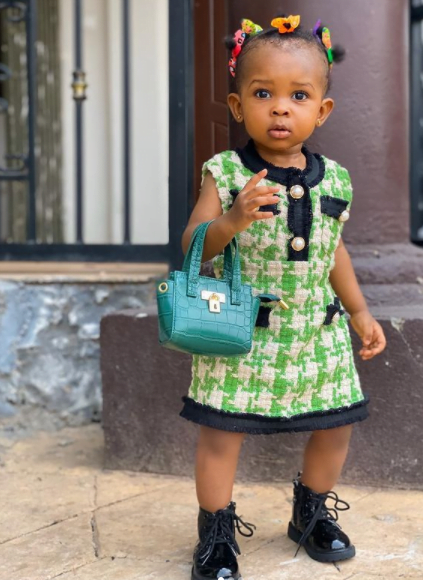 Adorable video of Strongman's daughter wishing her mother a happy birthday surfaces 3