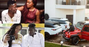 """At least i gave you a house and a Car""- Shatta wale blast Michy for saying she wasted her life with him 15"