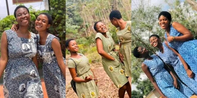 Checkout Trending Images of  African Print Uniforms Schools in Ghana Launched. 1