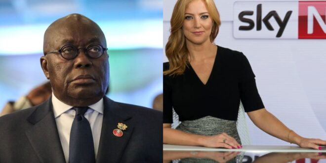 Ghanaians blasts Sky News for describing Ghana as 'world's poorest country 1