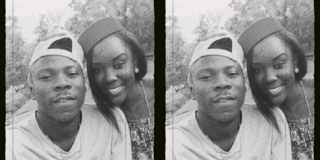 Stonebwoy releases beautiful unseen photos together with his wife on Val's Day 1