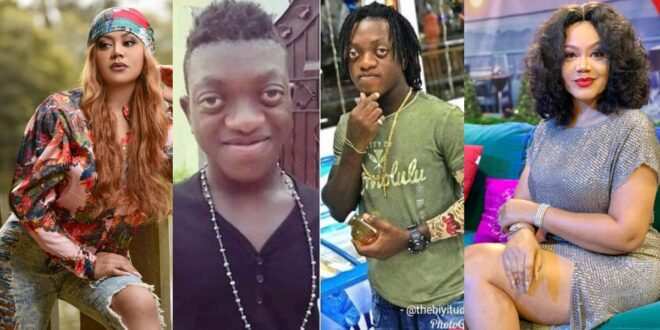 """""""I want to kiss Nadia Buari and show her love""""- Sumsum Ahoufe (video) 1"""