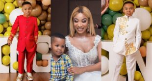 Tonto Dikeh's son breaks the internet with stunning birthday photos 6