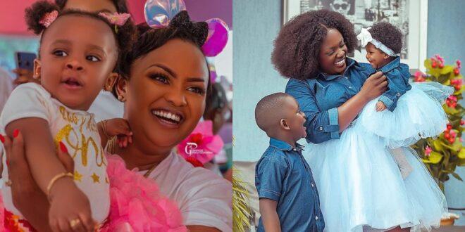 """I Prayed to God for a baby Girl when Nana Ama Gave birth to Maxin""- Tracey Boakye 1"